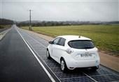 اولین جاده خورشیدی