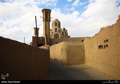 بادگیرهای خانه تاریخی بروجردی