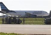 هواپیمای لیبی