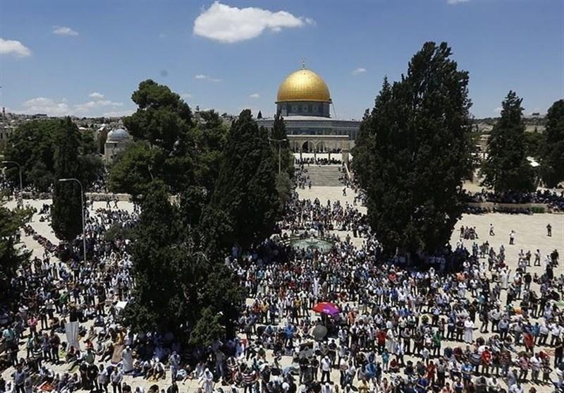 حماس کا فلسطینیوں سے مسجد الاقصیٰ میں حاضر ہونے کا مطالبہ