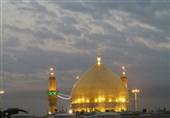 توسعة مرقد أمیر المؤمنین (ع) فی النجف تعد من ابرز المشاریع قید الانجاز+صور