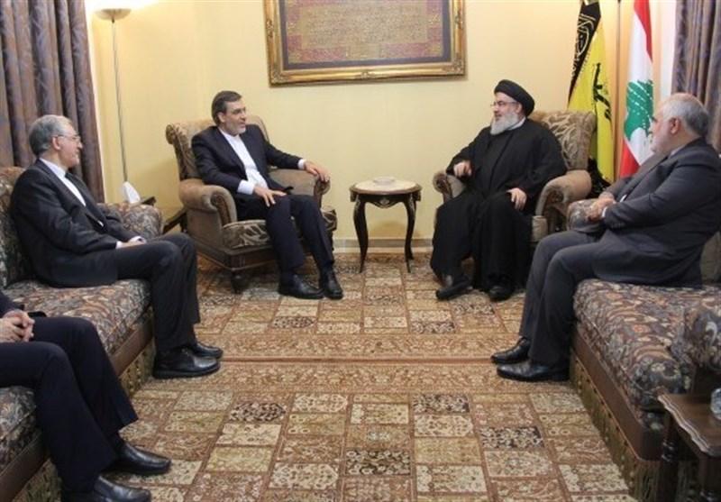 İran Dışişleri Bakanı Yardımcısı ve Hizbullah Genel Sekreteri Görüştü