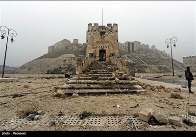 شهر حلب بعد از جنگ