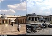شهر حلب قبل و پس از آزادی