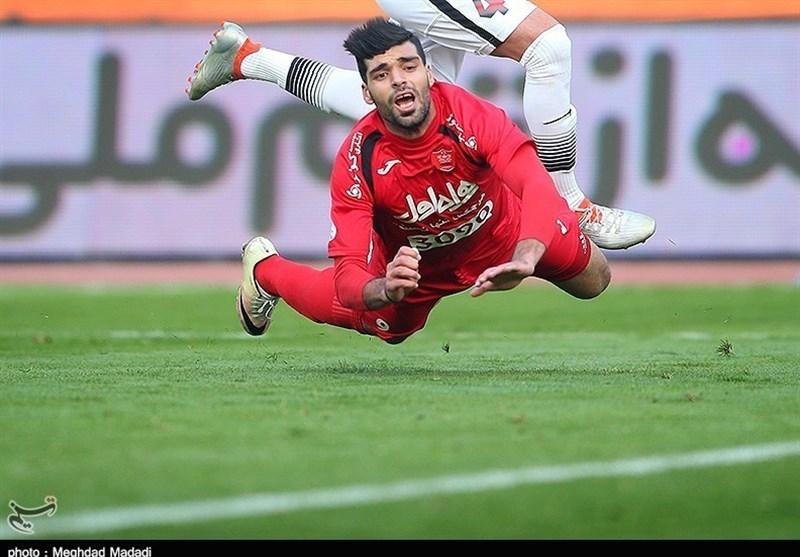 Greek Giants Look to Lure Persepolis Striker Mehdi Taremi: Report