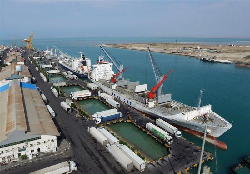 15 میلیون تن کالا از گمرکات استان بوشهر صادر شد