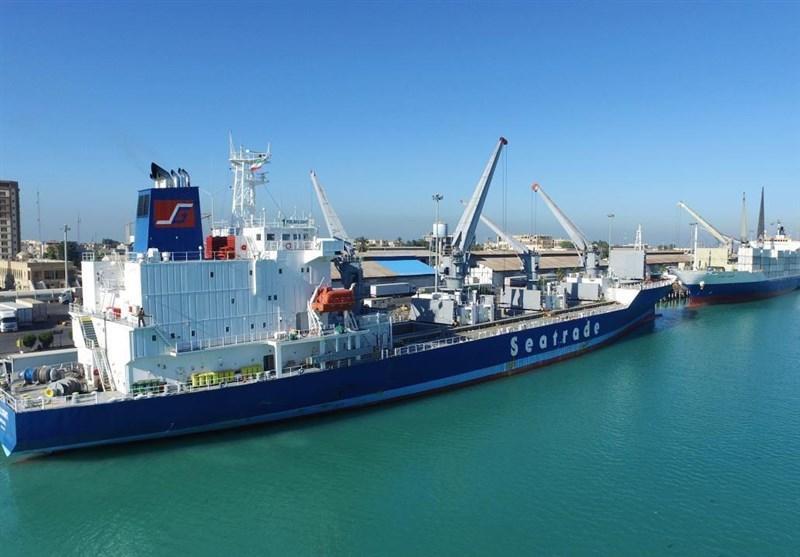 11.3 میلیون تن کالا از گمرکات استان بوشهر صادر شد