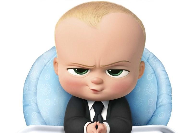 بچه رئیس دریم ورکس دریم وورکس