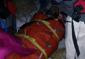 کوهنورد حادثهدیده در ارتفاعات شمیرانات نجات یافت