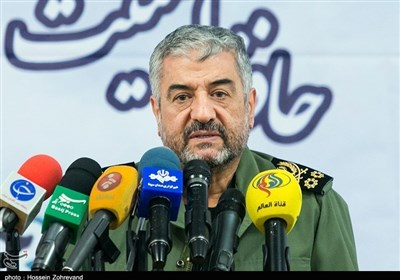 Treacherous Regional States Complicit in US, Israeli Crimes: IRGC Commander
