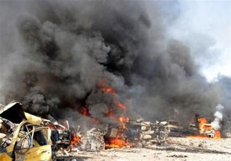انفجار حلب