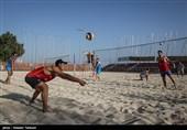 اردوی مشترک تیم ملی والیبال ساحلی ایران و تاجیکستان