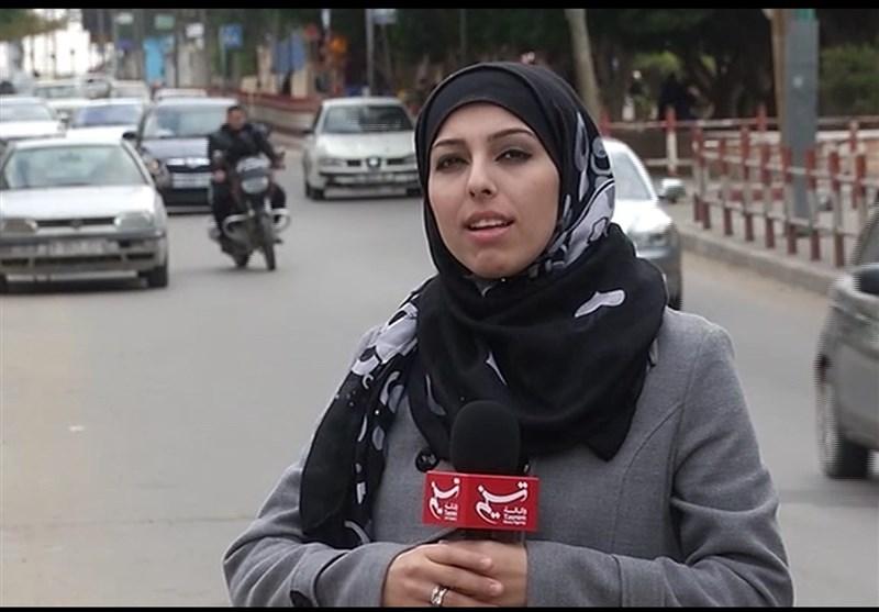 دعاء انعیم/غزه
