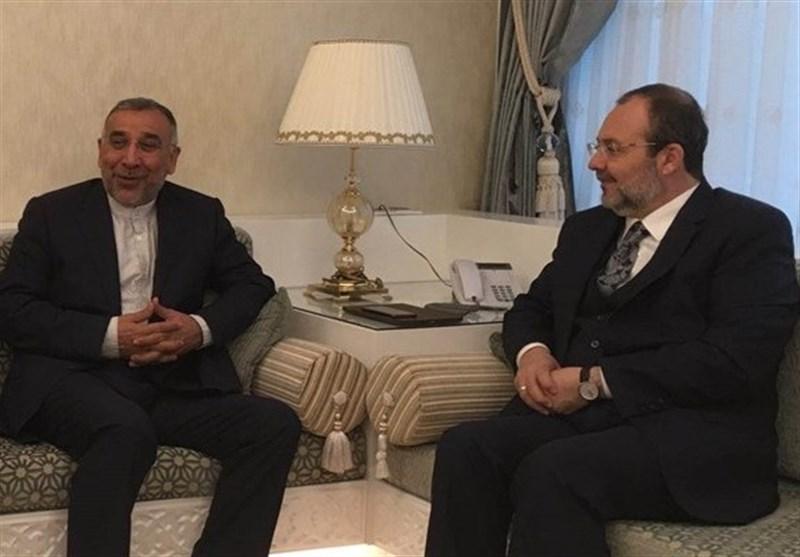 İran'ın Ankara Büyükelçisi, Diyanet İşleri Başkanı ile Görüştü