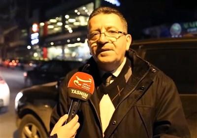 حلبیون لتسنیم: حلبُ ولدت من جدید وشکراً للشعب الإیرانی