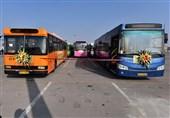 ناوگان اتوبوسرانی شهر اراک نوسازی میشود