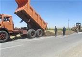 شانه سازی جاده
