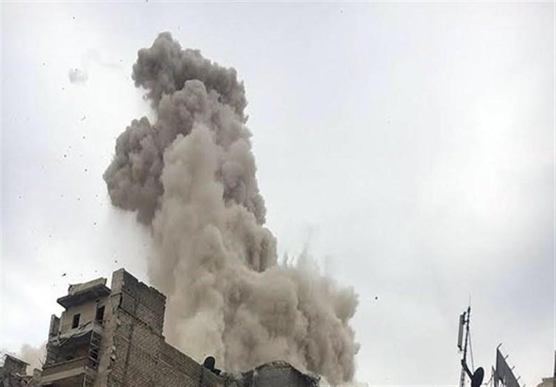 حلب/انفجار/2