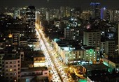 زندگی شبانه در تهران
