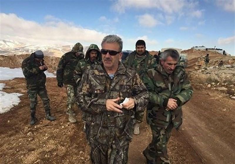 الجیش السوری یواصل عملیاته فی وادی بردى غرب دمشق