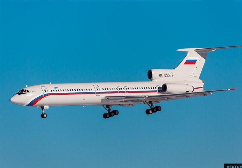 روسی طیارے کا بلیک باکس مل گیا
