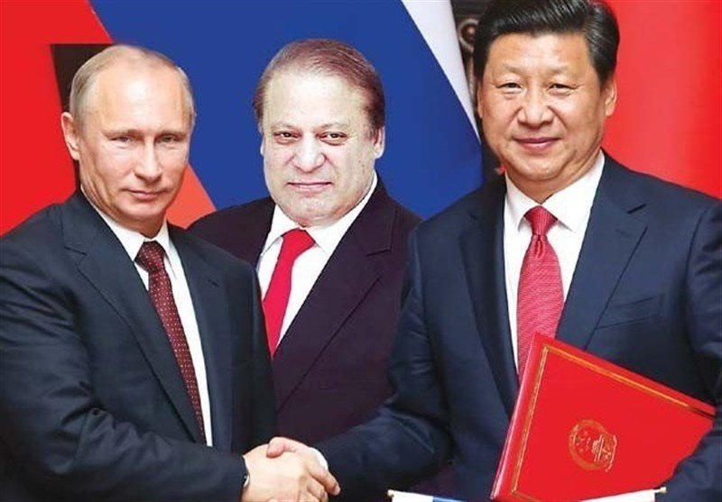 پاکستان، چین و روس