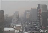 آلودگی هوای تبریز