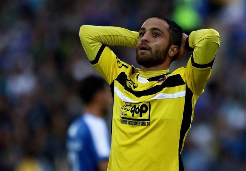 فاضلی: میدانیم توقعات هواداران سپاهان بالاست / امیدوارم نتایج 2 فصل اخیر را جبران کنیم