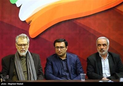 نشست اعلام موجودیت جبهه مردمی نیروهای انقلاب اسلامی
