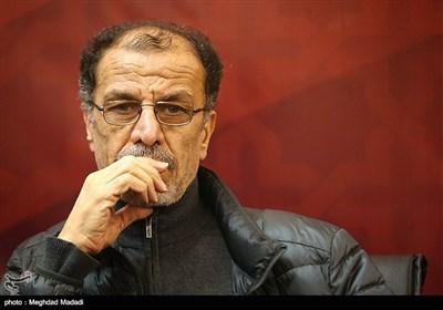 محمود خسروی وفا در نشست اعلام موجودیت جبهه مردمی نیروهای انقلاب اسلامی