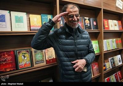 محمود خسروی وفا پیش از نشست اعلام موجودیت جبهه مردمی نیروهای انقلاب اسلامی