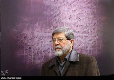 علیرضا مرندی پیش از نشست اعلام موجودیت جبهه مردمی نیروهای انقلاب اسلامی