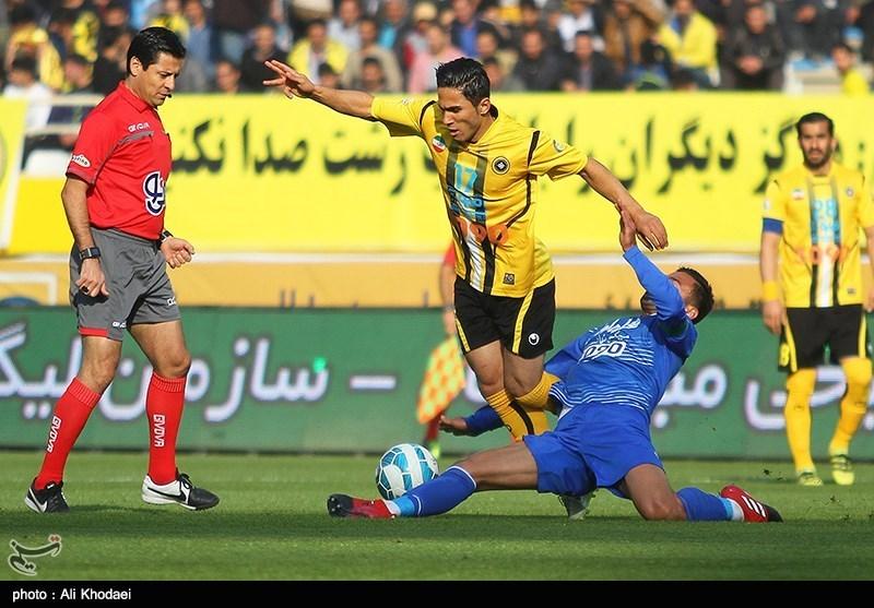(Irn) матч Sepahan Tehran прогноз на Esteghal