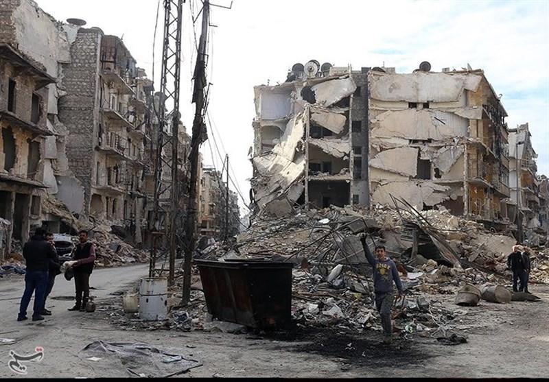 حلب/ اسکان آوارگان/4