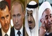 سرخوردگی ملک سلمان از پیوستن اردوغان به ائتلاف روسیه و ایران