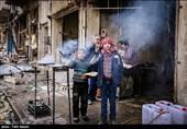 اسکان آوارگان حلب