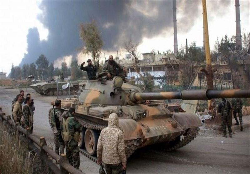 الجیش السوری یستعد لبدء عملیات بریف حلب الغربی