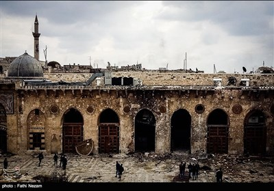 Syrian City of Aleppo after Liberation
