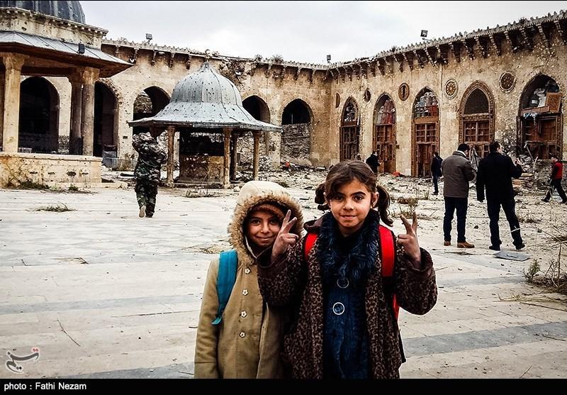 Halep Yeniden İnşa Ediliyor