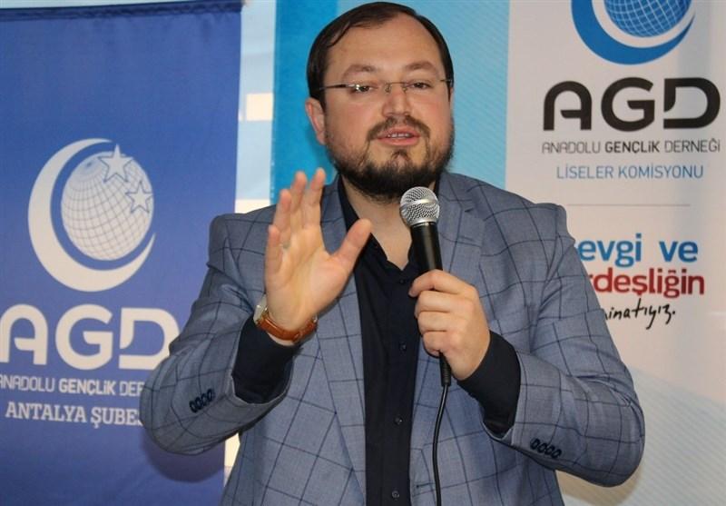 Salih Turhan صالح تورهان ترکیه انجمن جوانان آناتولی