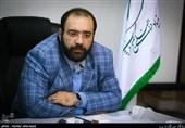 امید گلزاری مدیرعامل بنیاد فرهنگی صبح قریب