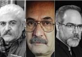 داوران بخش هویت بصری گروه های نمایشی در سی و پنجمین جشنواره بینالمللی تئاتر فجر