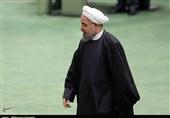 حسن روحانی مجلس ناراحت