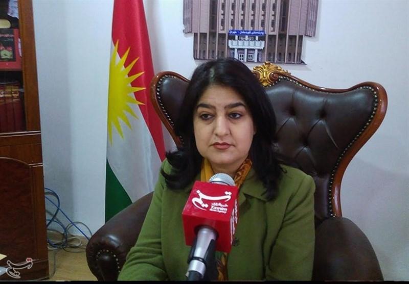 عراق/ کردستان / رییس پارلمان