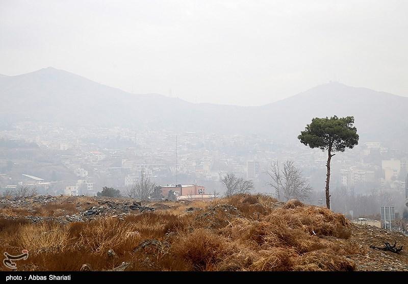 آلودگی هوا مدارس ارومیه در نوبت عصر را تعطیل کرد