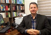 حسن نجفی رئییس دادگستری آذرشهر