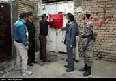 پلمپ مراکز فروش مواد مخدر در طرق - مشهد