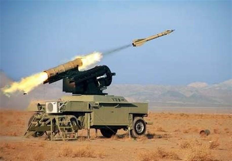 صنع فی ایران .. صاروخ شهاب ثاقب للدفاع الجوّی + صور
