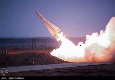 Massive Air Defense Exercise Underway South of Iran