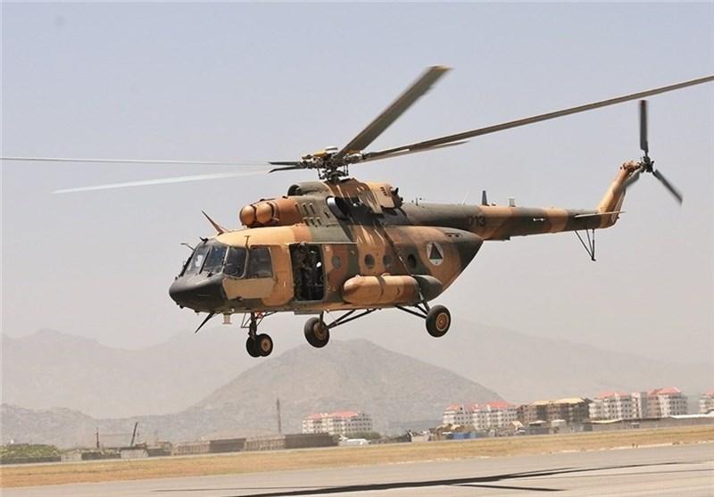 مغربی افغانستان میں مقناطیسی سرنگ کی زد میں آکر ہیلی کاپٹر تباہ